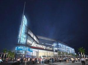 Amway Center Orlando Magic Grand Opening