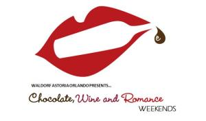 Valentines Day in Orlando Waldorf Astoria Chocolate Wine and Romance Weekends