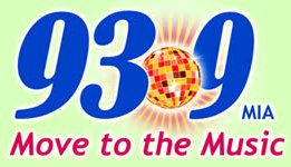 Chanel on WMIA-FM Miami (broadcasting live Saturday from 10am - 1pm)