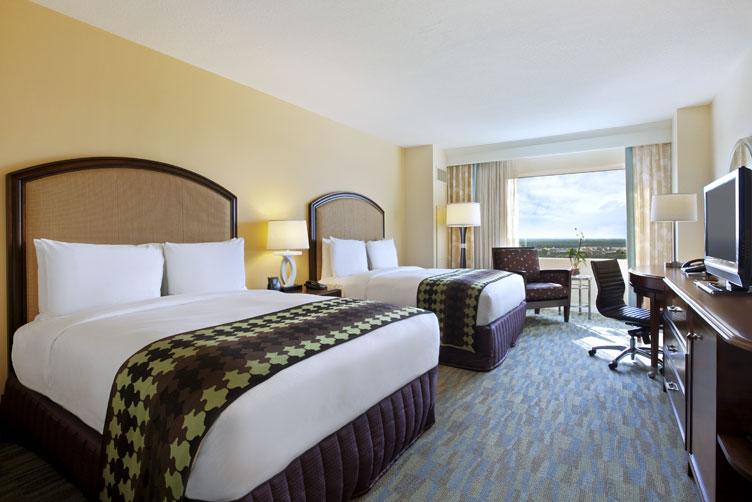 Hilton Serenity Beds Bonnet Creek Blog