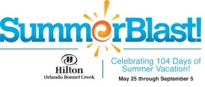 SummerBlast at Hilton Orlando Bonnet Creek