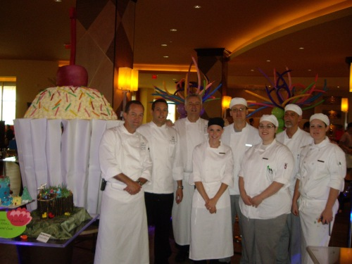 Bonnet Creek Pastry Team