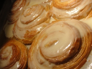 Bonnet Creek Cinnamon Rolls